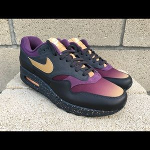 Nike Airmax1 Premium Fade Pack Mens Running Shoes